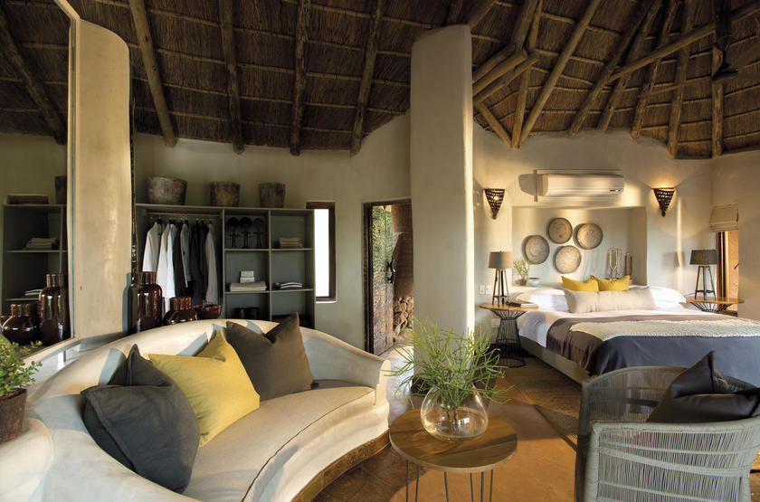 Madikwe Hills, Afrique du Sud, chambre