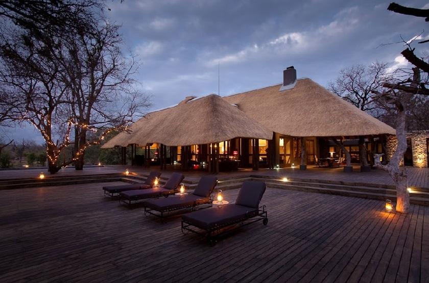 Chitwa Chitwa Safari Lodge, Sabi Sand, Afrique du Sud, extérieur