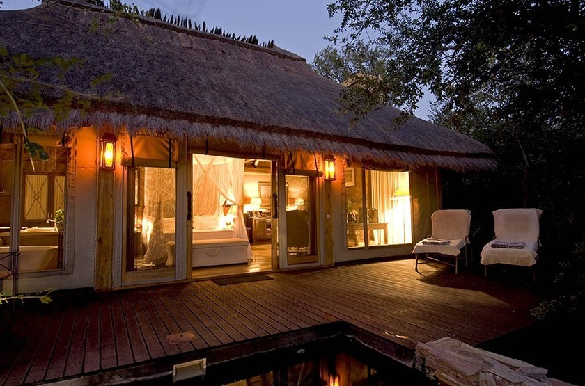 Camp Jabulani, Kapama, Afrique du Sud, extérieur