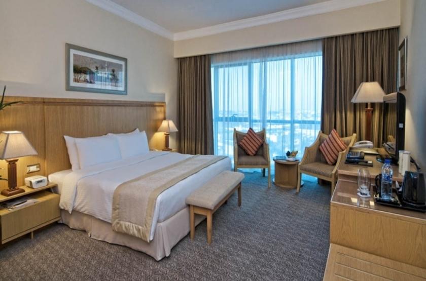 Hotel city seasons dubai emirats arabes chambre slideshow