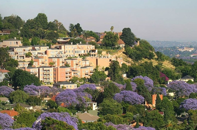 The Westcliff Four Seasons Johannesburg, Afrique du Sud