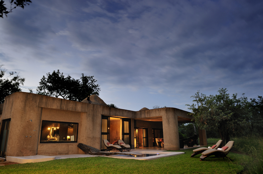 Sabi Sabi Earth Lodge, Sabi Sand Reserve, Afrique du Sud