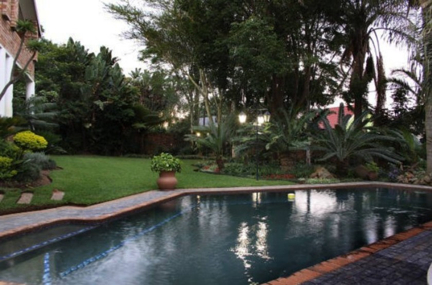 Stille Woning Guest House, White River, Afrique du Sud, piscine