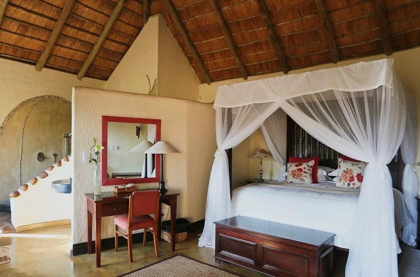 Tanamera Lodge, Hazyview, Afrique du Sud, chambre
