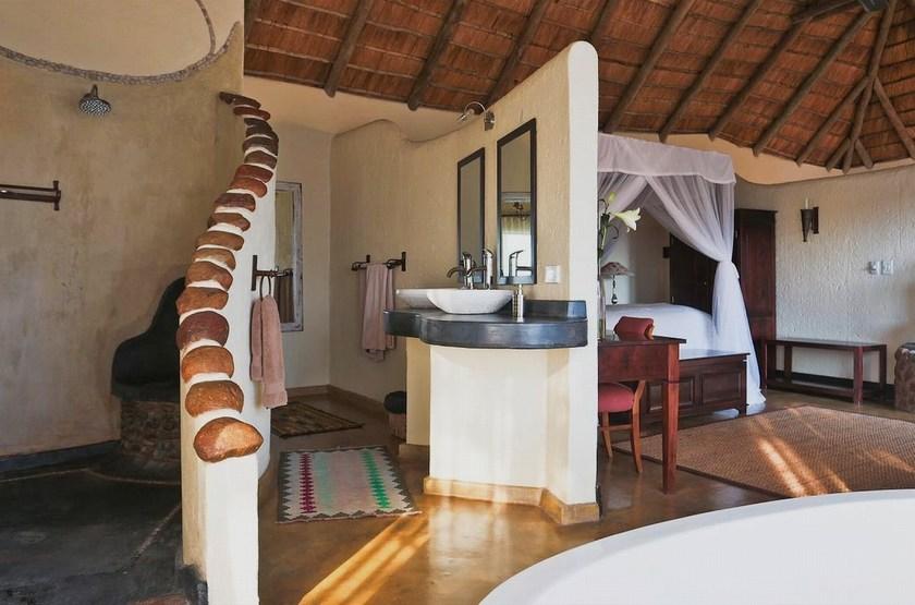 Tanamera Lodge, Hazyview, Afrique du Sud, intérieur