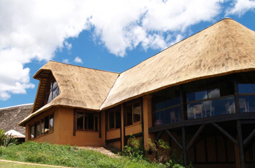 Hilltop Camp Hluhluwe, Afrique du Sud, extérieur