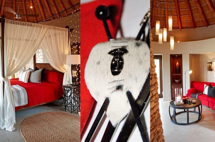 Thanda Safari Lodge, Hluhluwe, Afrique du Sud, intérieur