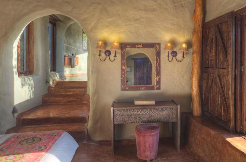 Phinda Rock Lodge, Afrique du Sud, intérieur