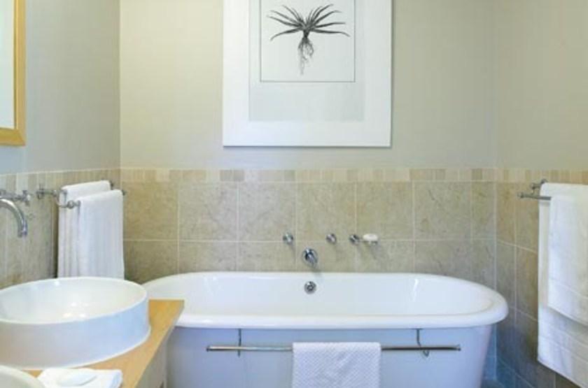 Sugarbird Manor, Stellenbosch, Afrique du Sud, salle de bains