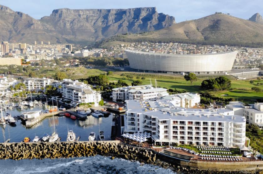 Radisson Blu Waterfront, Cape Town, Afrique du Sud, extérieur