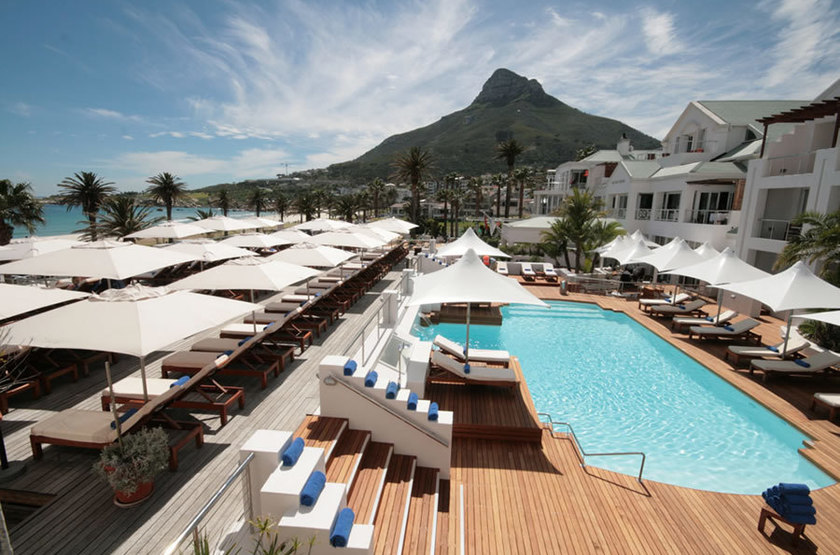 The Bay Hotel , Cape Town, Afrique du Sud, piscine