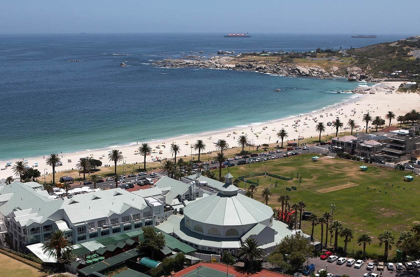 The Bay Hotel , Cape Town, Afrique du Sud, vue aérienne