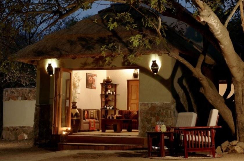 Serondella Lodge, Thornybush, Afrique du Sud, extérieur