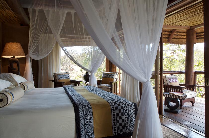 Makweti Game Lodge, Welgevonden, Afrique du Sud, chambre