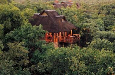 Exterior of  makweti suite listing