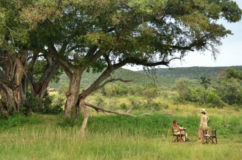 Makweti Game Lodge, Welgevonden, Afrique du Sud, safari