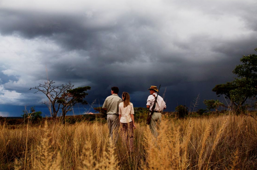 Makweti Game Lodge, Welgevonden, Afrique du Sud, safari à pied