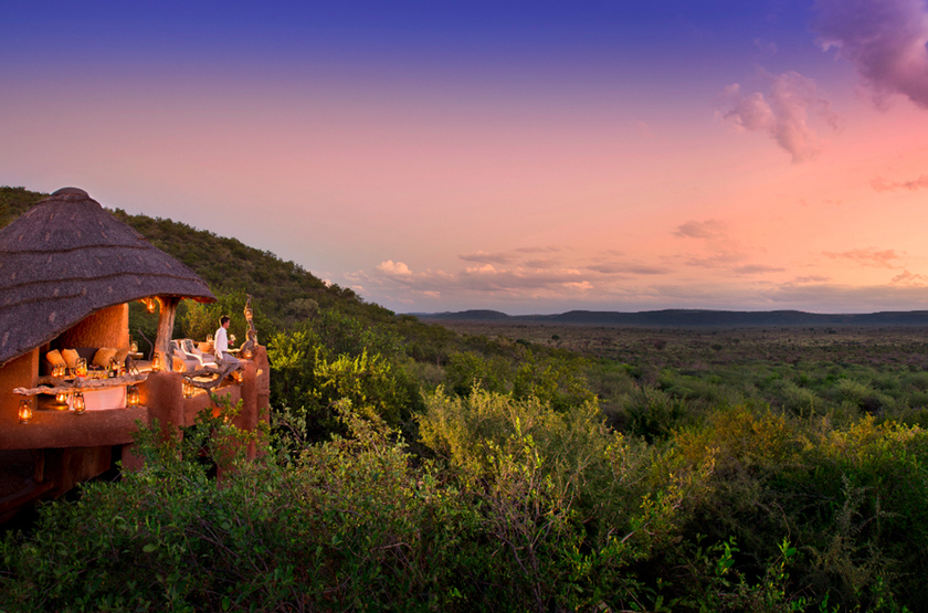 Madikwe Safari Lodge, Afrique du Sud, Lelapa