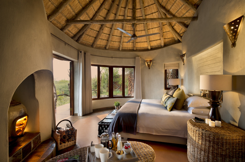 Madikwe Safari Lodge, Afrique du Sud, kapano suite
