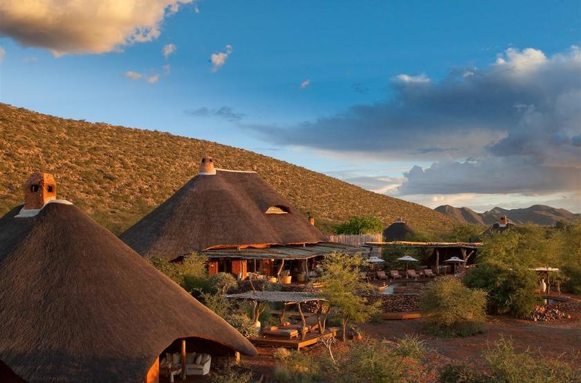 The Mtose Kalahari & Tarkuni, Tswalu, Afrique du Sud, extérieur