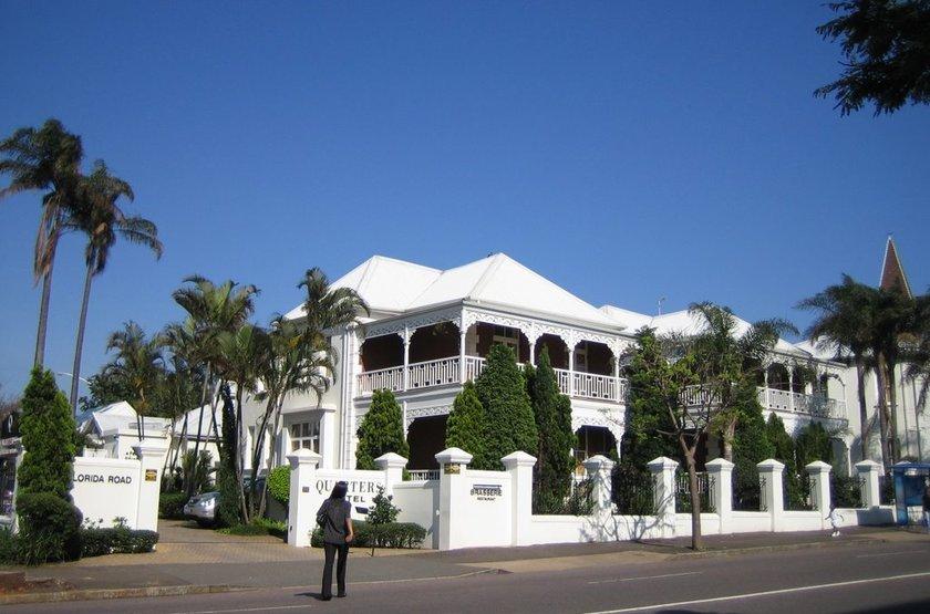 Quarters hotel Florida Road, Durban, Afrique du Sud, extérieur