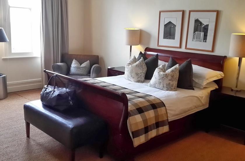 Quarters hotel Florida Road, Durban, Afrique du Sud, chambre