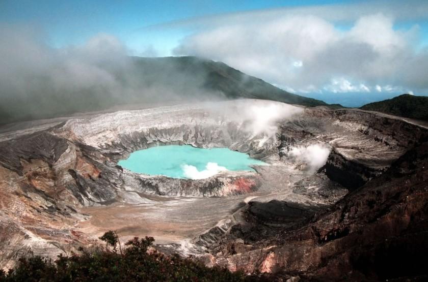 Poas Volcano Lodge, Vara Blanca, Costa Rica, volcan Poas