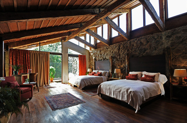 Poas volcano lodge room 3 listing