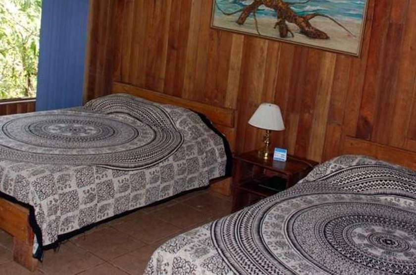 Turrialtico Lodge, Turrialba, Costa Rica, chambre