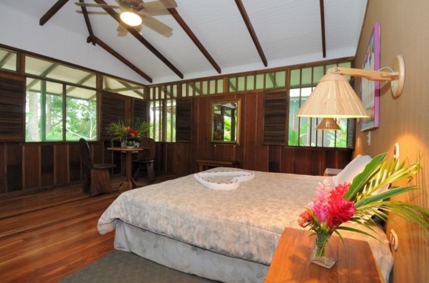 Mawamba Lodge, Tortuguero, Costa Rica, chambre