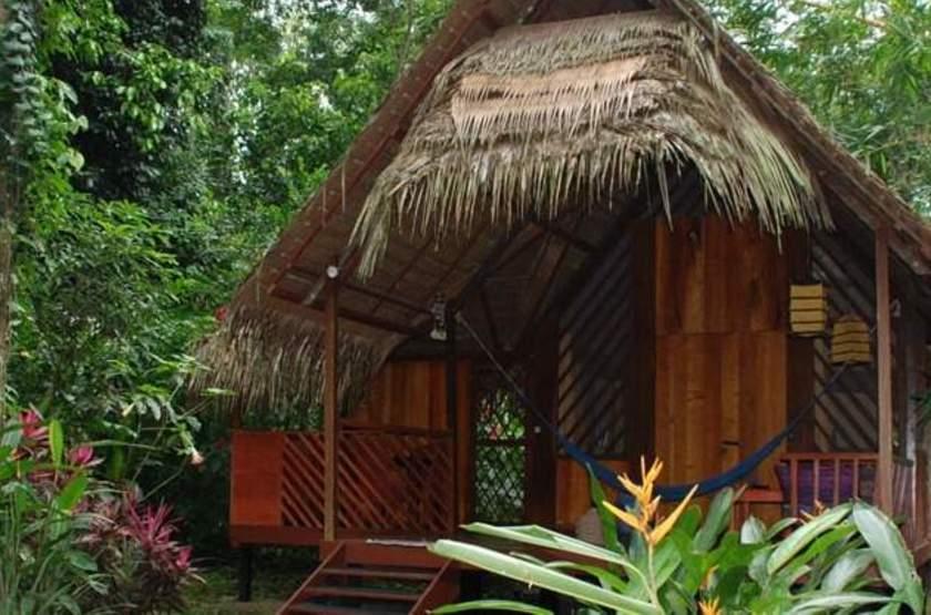 Shawandha Lodge, Puerto Viejo, Costa Rica, bungalow