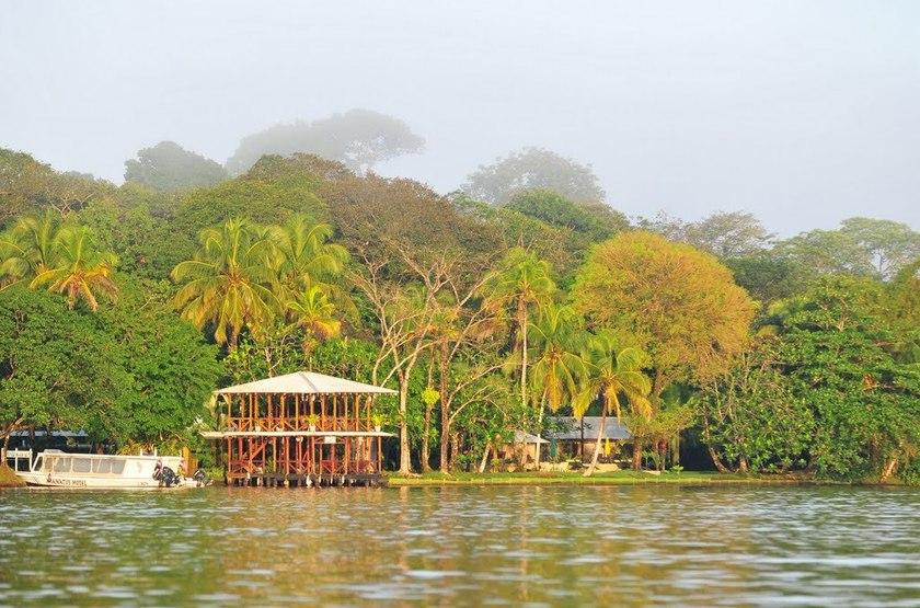 Manatus Lodge, Tortuguero, Costa Rica, extérieur