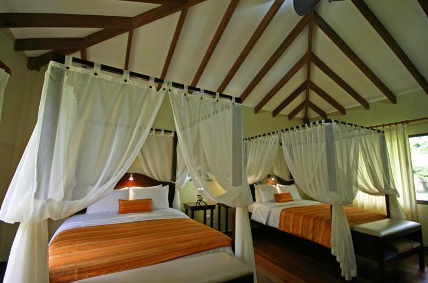 Manatus Lodge, Tortuguero, Costa Rica, chambre