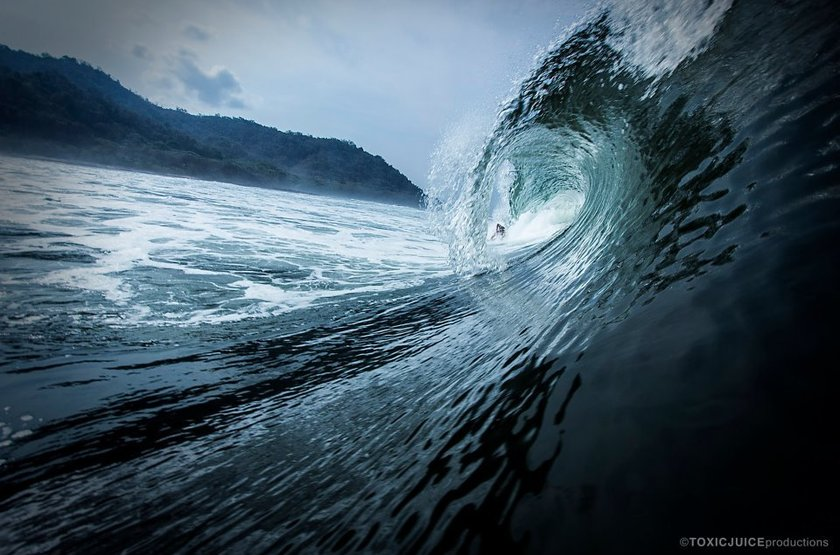 Surf slideshow