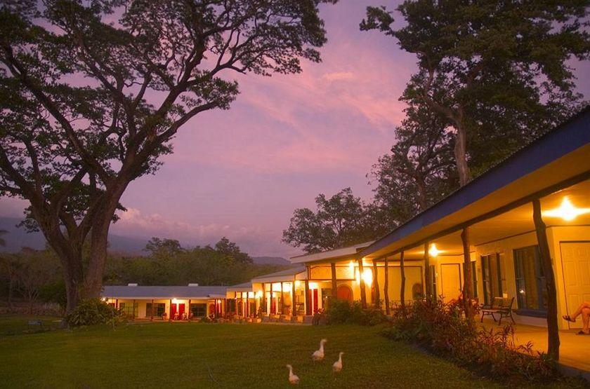 Hacienda Guachipelin, Volcan Rincon, Costa Rica, extérieur