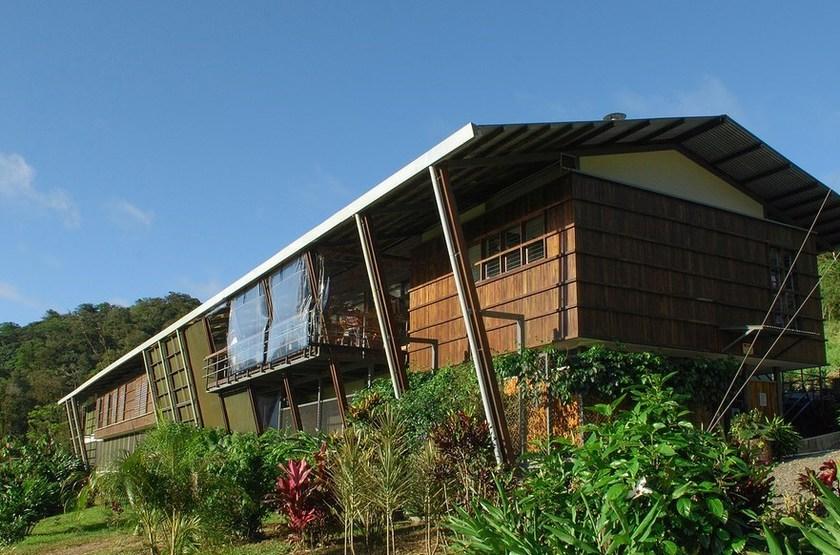 Celeste Mountain Lodge, Volcan Tenorio, Costa Rica, extérieur