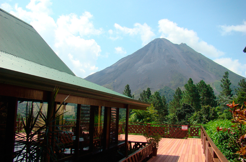 Arenal Observatory Lodge, Costa Rica, extérieur