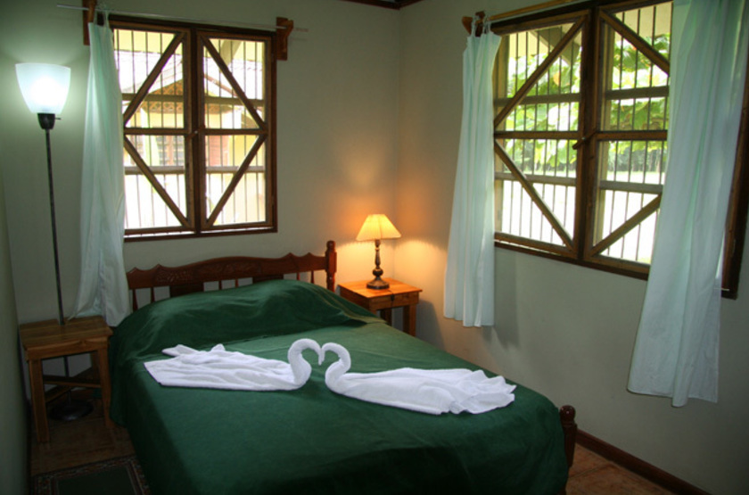 Hacienda Barú, Dominical, Costa Rica, chambre