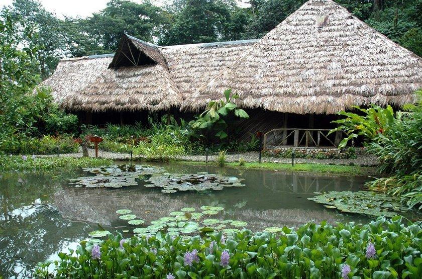 Esquinas Rainforest Lodge, Piedras Blancas, Costa Rica, extérieur