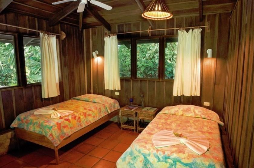 Esquinas Rainforest Lodge, Piedras Blancas, Costa Rica, chambre