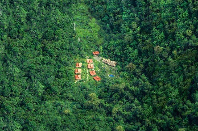 Esquinas Rainforest Lodge, Piedras Blancas, Costa Rica, emplacement