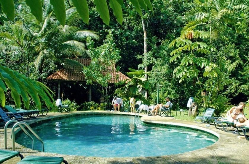 Esquinas Rainforest Lodge, Piedras Blancas, Costa Rica, piscine