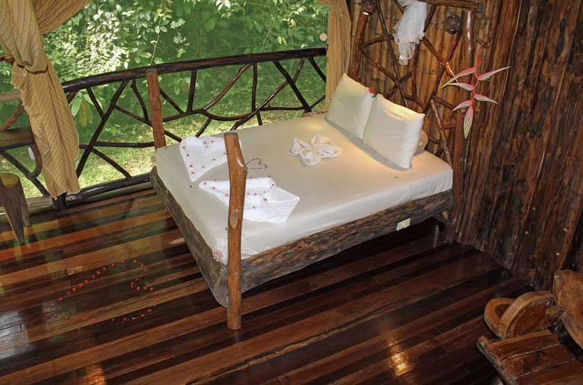 Danta corcovado lodge costa rica chambre slideshow