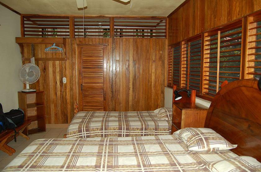 Drake Bay Wilderness Resort, Costa Rica, chambre