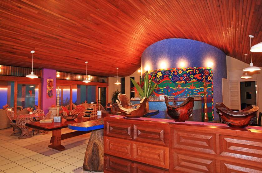 Xandari Resort & Spa, San José, Costa Rica, bar