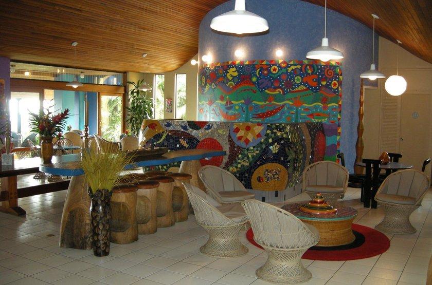 Xandari Resort & Spa, San José, Costa Rica, lobby