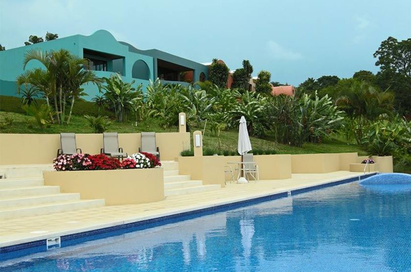 Xandari Resort & Spa, San José, Costa Rica, piscine