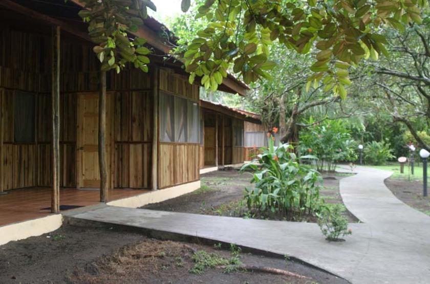 Turtle Beach Lodge, Tortuguero, Costa Rica, extérieur