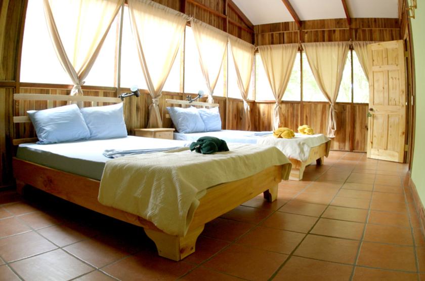 Turtle Beach Lodge, Tortuguero, Costa Rica, chambre