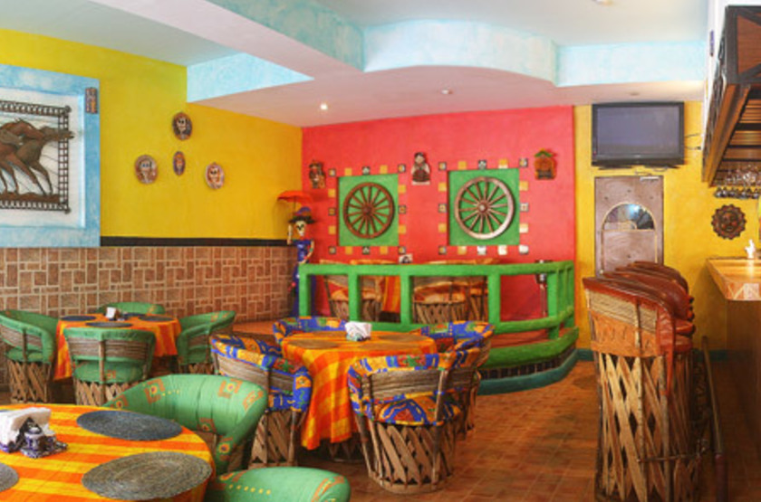La hacienda santiago panama bar slideshow